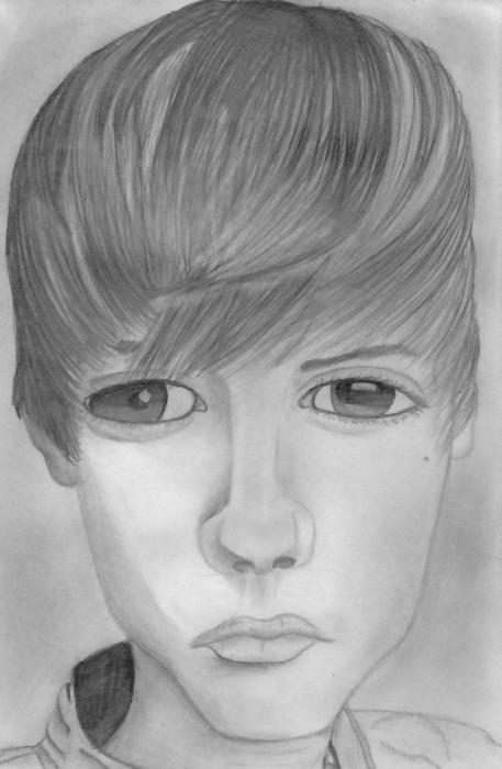 Justin Bieber por Lamia5